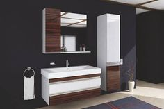 Inspiration for The Latest Bathroom Storage Walls in Modern Style Wall Storage Cabinets, Bathroom Cupboards, Storage Room, Ikea Bathroom, Bathroom Ideas, Clever Bathroom Storage, Bathroom Storage Solutions, Bathroom Makeovers On A Budget, Vintage Bathrooms