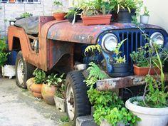 Jeep Jardim! So sad