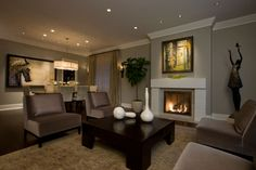 Honore Transitional - Chicago, Illinois | Private Residences | Environment