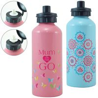 Sporty Metal Bottle - SOLD OUT