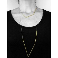 Variant Line Necklace - Adorn Milk exclusive \ Myers Collective