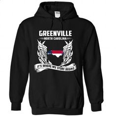 GREENVILLE - #long sleeve t shirts #college sweatshirt. I WANT THIS => https://www.sunfrog.com/LifeStyle/GREENVILLE-9213-Black-Hoodie.html?id=60505