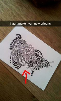 Making a map of new orleans