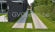 Oprit in beton Garden Design, Landscape Designs, Yard Design
