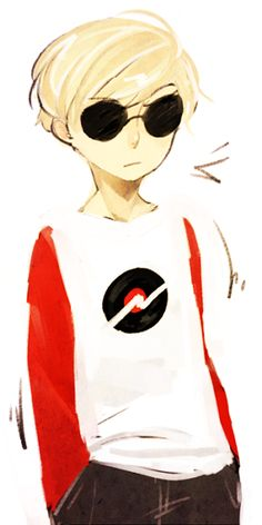 homestuck- Dave, not much more needed to be said