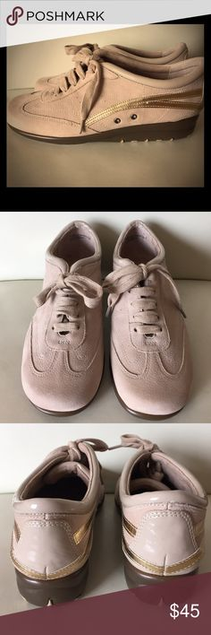 Aerosols Sneakers 7.5 Are you looking for comfy shoes? Well here they are. Brand new with original box Aerosoles snickers. Size 7.5. Color: Beige. They are Extremely comfortable. AEROSOLES Shoes Athletic Shoes