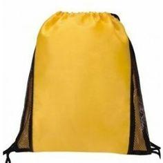 Fashion Mesh Drawstring Bag