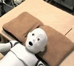 The Amazing and Creepy Robot Gifs