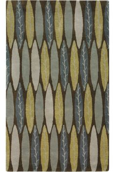 Feather Area Rug - Wool Rugs - Area Rugs - Rugs | HomeDecorators.com