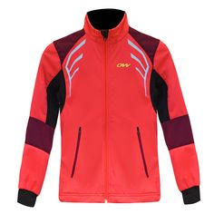 ONE WAY-EMPOWER JR SOFTSHELL JACKET