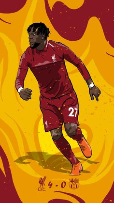 Liverpool Anfield, Salah Liverpool, Liverpool Players, Football Pictures, Kai, Cool Pictures, Soccer, Wrestling, Superhero