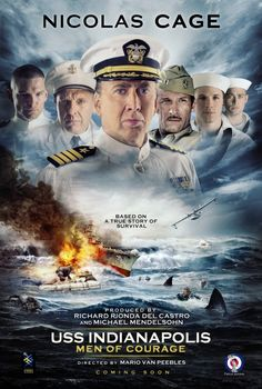 Click to View Extra Large Poster Image for USS Indianapolis: Men of Courage
