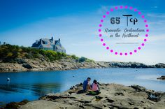 These top romantic destinations in Northeast USA might surprise you. Pop the Question, celebrate, or chill with a beloved at one or all of these. Cheap Romantic Getaways, Romantic Holiday Destinations, Honeymoon Destinations Usa, Romantic Resorts, Romantic Weekend Getaways, Most Romantic Places, Romantic Vacations, Romantic Travel, Midwest Vacations