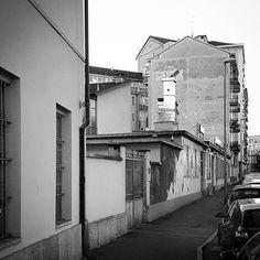 #Torino #Turin #BorgataTesso #seemycity #igerstorino #steel #chimneys #streetart #ETNiK