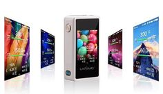 LAISIMO L3 TOUCHSCREEN 200W TC BOX MOD