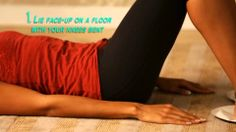 3-Minute Workout: Leg Curl Exercise