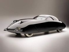 The Phаntom Corsair is a prototype automobile built in 1938.