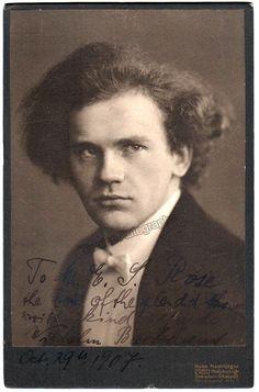 Backhaus, Wilhelm - Signature & Photo