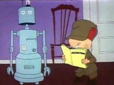 Bugs Bunny & Elmer Fudd - Robot Rabbit