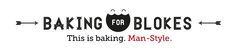 Baking for Blokes blog website logo