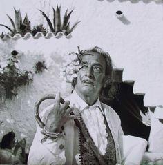 The Man. The Myth. THE LEGEND!!  Salvador Dali. ☀
