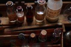 Drool....... more Apothecary