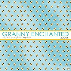 GRANNY ENCHANTED