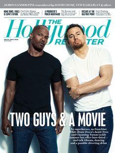 'White House Down': Channing Tatum, Jamie Foxx and Their Superhero-Free Summer Gamble