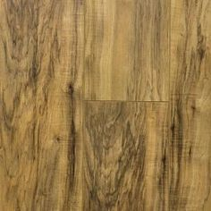 TrafficMASTER Lakeshore Pecan 7 mm Thick x 7-2/3 in. Wide x 50-5/8 in. Length Laminate Flooring (24.17 sq. ft. / case)-35947 - The Home Depot