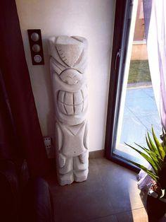 Tiki , Tiki bar , sculpture , hoptiki  carving maori Hawaii #tiki #hoptiki #carving #surf #surfing #skate skate surf surfing