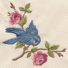 Machine Embroidery Designs at Embroidery Library! - Color Change - S0406