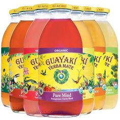 Guayaki Yerba Mate Has a Unique Social Business Model #energydrink #packaging trendhunter.com