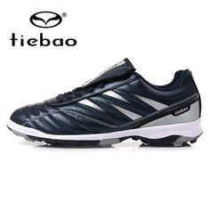 c550b89730 TIEBAO Professional Men Women TF Turf Rubber Soles Football Boots Outdoor  Sports Training Soccer Shoes Sneakers