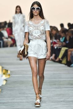 Spring 2015 Ready-to-Wear - Roberto Cavalli