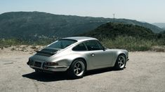 Classic Porsche 911 Wallpaper High Definition #4Vz
