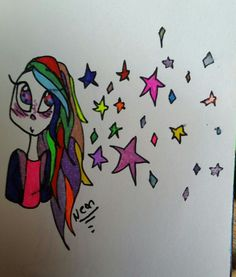Rainbow Inspiration! by NeonZap.deviantart.com on @DeviantArt