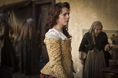 bbc musketeers constance | ... Constance Bonacieux in episode one of The Musketeers Copyright: BBC 14