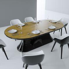 ux/ui designer on pinterest - Legno Garner Tavolo Da Pranzo Estensione