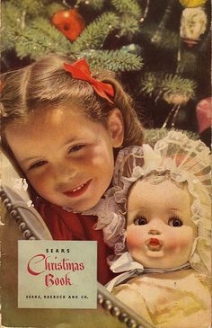 1942 Sears Christmas Book                                Bring back the days of the Sears Christmas Wish Book. When Christmas was more simple  and we were happy to receive one gift  from this long lost tradition!!