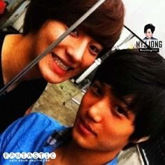Chanyeol and Kai Pre-Debut – They were really cute even before debut!