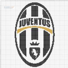 Escudo+Juventus+FC+punto+de+cruz++137+x+137++puntos+2+colores.jpg (1600×1600)