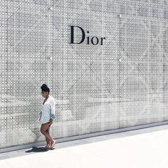 Christian Dior denim
