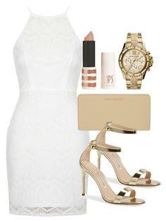 A fashion look from April 2016 featuring topshop cocktail dresses, ankle strap high heel sandals and monogram pochette. Browse and shop related looks. Cute Casual Outfits, Sexy Outfits, Stylish Outfits, Fashion Outfits, Elegant Dresses Classy, Elegant Outfit, Girls Fashion Clothes, Girl Fashion, Fiesta Outfit
