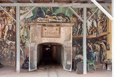 Antiguo Real de Minas. Ahora Tlalpujahua, Michoacán. Mexico.