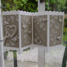 Wedding Theme Screen Divider Card - Stampin' Connection