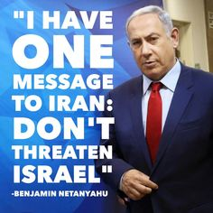 Such an amazing and strong leader of Israel ❤️❤️