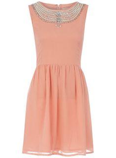 Dorothy Perkins  Rise embellished dress