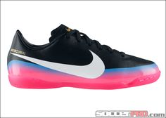 Nike Youth CR7 Mercurial Victory III IC Indoor Soccer Shoes...$49.49
