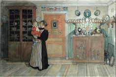Carl Larssen - Between Christmas and New Years