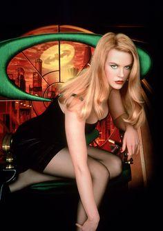 Dr. Chase Meridian (Nicole Kidman), Batman Forever 1995.